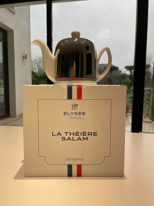 Tea Pot Salam - Degrenne X Élysée